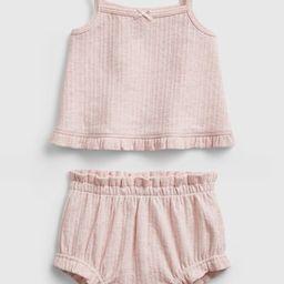 Baby Ruffle Outfit Set | Gap (US)