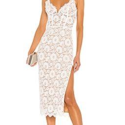 Giselle Dress                                          V. Chapman | Revolve Clothing (Global)