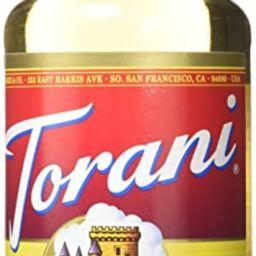 Torani French Vanilla Flavour Syrup, 750ml   Amazon (CA)