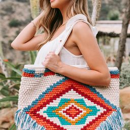 On the Road Tote | Amaryllis Apparel