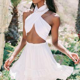 Gemma Gauze Skirt Top | Amaryllis Apparel