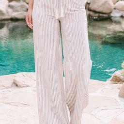 Bali Wide-Leg Pants | Amaryllis Apparel
