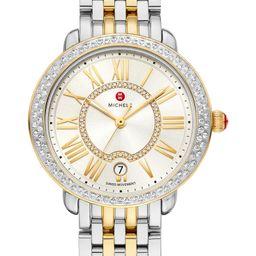 Serein Diamond Watch Head & Bracelet, 36mm x 34mm   Nordstrom