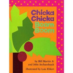 Chicka Chicka Boom Boom (Hardcover) | Walmart (US)