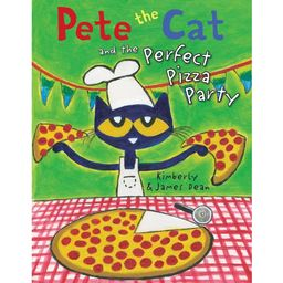 Pete the Cat: Pete the Cat and the Perfect Pizza Party (Hardcover) | Walmart (US)