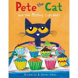 Pete the Cat and the Missing Cupcakes (Hardcover) | Walmart (US)