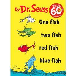One Fish Two Fish Red Fish Blue Fish | Walmart (US)