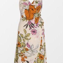 Sylvia Floral Wrap Dress   Cupshe