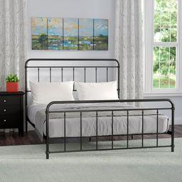 Matheney Platform Bed   Wayfair Professional