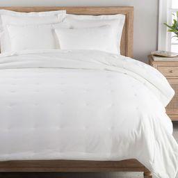 Belgian Flax Linen Comforter & Shams   Pottery Barn (US)