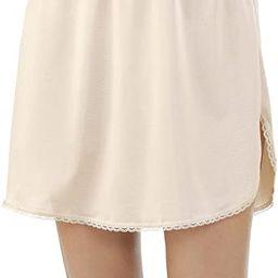 Vanity Fair Women's Anti-Static Nylon Half Slip for Under Dresses   Amazon (US)