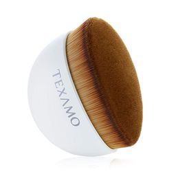 TEXAMO Flawless Brush, Foundation Brush Flat Top Kabuki Makeup for Face, Blending Liquid Cream Po... | Amazon (US)