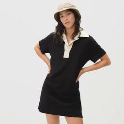 The Retro Jersey Polo Dress | Everlane