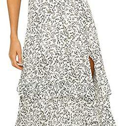 Yidarton Women Summer Blue and White Porcelain Strapless Boho Maxi Long Dress   Amazon (US)