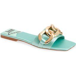Jeffrey Campbell Park Chain Slide Sandal (Women) | Nordstrom | Nordstrom