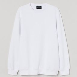 Sweatshirt Relaxed Fit   H&M (UK, IE, MY, IN, SG, PH, TW, HK)