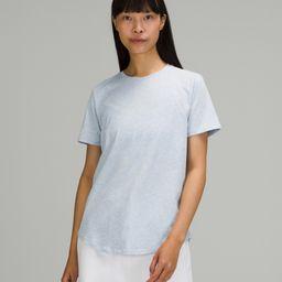 Love Crew Short Sleeve T-Shirt *Lightweight | Women's Short Sleeve Tops | lululemon | Lululemon (US)
