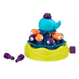 B. toys Whirly Whale Water Sprinkler for Kids   Target