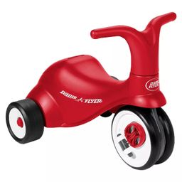 Radio Flyer Kids' Scoot 2 Pedal Scooter - Red   Target
