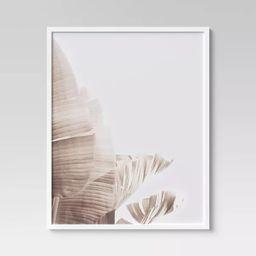"(Set of 2) 24"" x 30"" Palms Framed Wall Art - Project 62™ | Target"