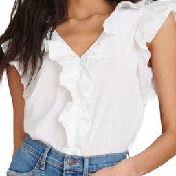 ruffled blouse   Nordstrom