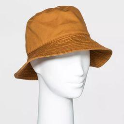 Women's Canvas Bucket Hat - Universal Thread™   Target