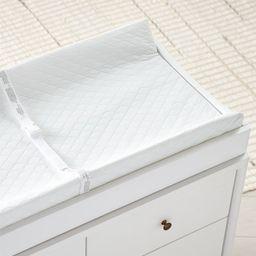 Contoured Changing Pad + Reviews | Crate and Barrel | Crate & Barrel