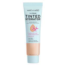 Wet n Wild, Bare Focus Tinted Hydrator Tinted Skin Veil Nourishing Foundation Hyaluronic Acid, Li...   Amazon (US)