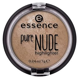 essence   Pure NUDE Highlighter, 10 Be My Highlight   Natural and Subtle Glow   Vegan & Cruelty F...   Amazon (US)