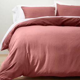 Cashmere Blend Duvet Cover & Sham Set - Casaluna™   Target