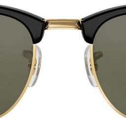 Ray-Ban Rb3016 Clubmaster Square Sunglasses | Amazon (US)