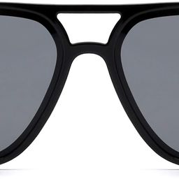 GLINDAR Men's Polarized Aviator Sunglasses Vintage Square Driving Glasses   Amazon (US)