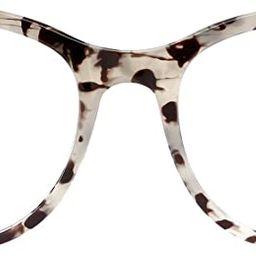 TIJN Oversized Blue Light Glasses for Women Men Large Frame Anti Eyestrain Clear Computer Gaming ...   Amazon (US)