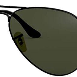 Ray-Ban Rb3025 Classic Aviator Sunglasses | Amazon (US)