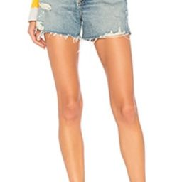Love these shorts! I was on the fence about the price because I have never purchased shorts over ...   Revolve Clothing (Global)