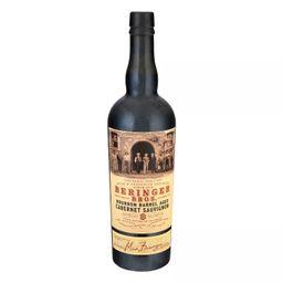 Beringer Bros. Bourbon Barrel Cabernet Sauvignon Red Wine - 750ml Bottle | Target