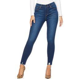 Sofia Jeans by Sofia Vergara Women's Rosa Curvy Super High Waist Skinny Ankle Jean   Walmart (US)