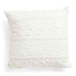 18x18 Indoor Outdoor Textured Pillow   Throw Pillows   Marshalls   Marshalls