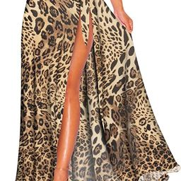 GOORY Women's Short Beach Sarongs Bikini Cover ups Swimwear Chiffon Bathing Suit Wrap Skirt   Amazon (US)