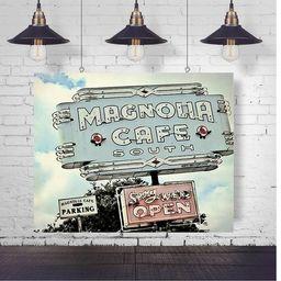 Austin Photography,  Magnolia Café Sign, Austin Wall Art, South Congress, Texas Photography   Etsy (US)