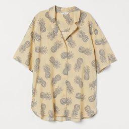 Resort Shirt   H&M (US)