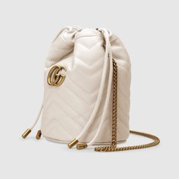 GG Marmont mini bucket bag   Gucci (US)