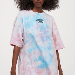 Oversized T-shirt | H&M (US)