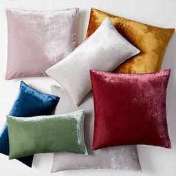 Lush Velvet Pillow Covers   West Elm (US)