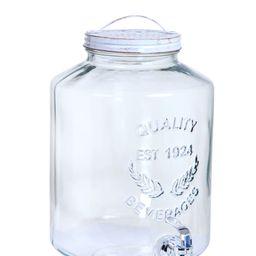 Better Homes & Gardens Glass Beverage Dispenser, 2.5 Gallon Capacity | Walmart (US)