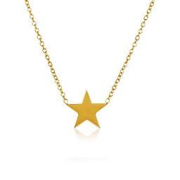 GWP Baby Star Necklace   Melinda Maria