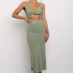 Apollo Dress - Olive | Petal & Pup (US)