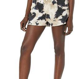 The Drop Women's Michaela Fleece Side Slit Short   Amazon (US)