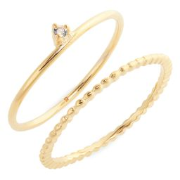 Madewell Delicate Collection Demi Fine Waverly Ring Set   Nordstrom   Nordstrom