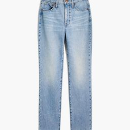 The Perfect Vintage Full-Length Jean in Fenton Wash | Madewell